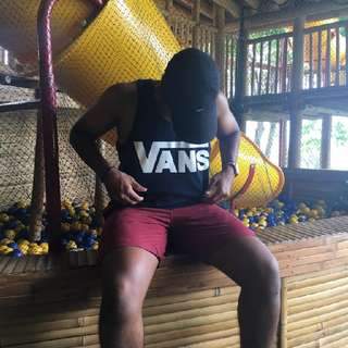 limited edition vans tanktop