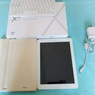 TECLAST X98plus II 雙系統(Windows10+安卓)9.7吋平板  附贈專用藍芽鍵盤滑鼠保護貼