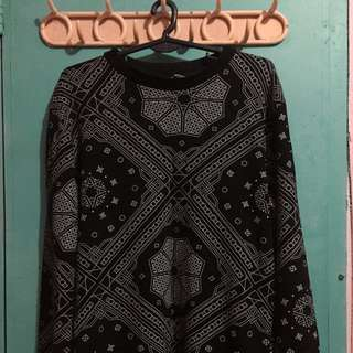 H&M Patterned Sweater
