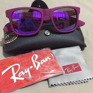 Ray Ban RB4165 Justine Purple