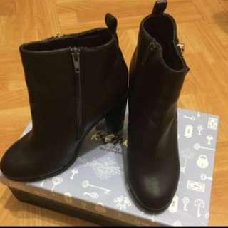 Grace gift短靴