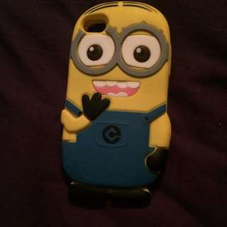 iPod 4 minion case