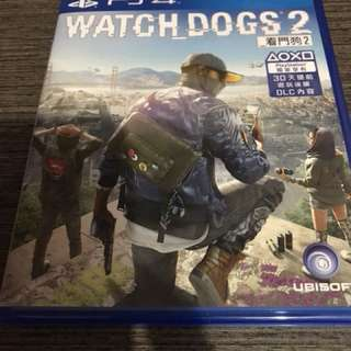[PS4] Watch Dog 2