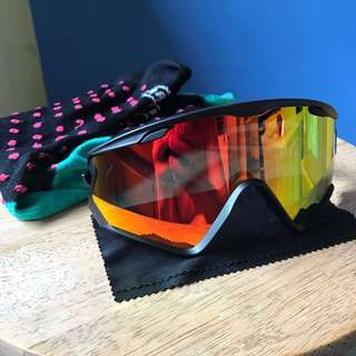 *FREE MAILING* Oakley Wind Jacket 2.0 Polarized Sports Sunglasses (Other Colours Available)