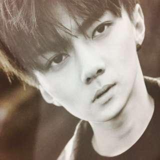 EXO SEHUN EXODUS poster