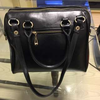 Genuine leather Multi-style Bag Backpack 側揹 斜揹 背包 多用 真皮 手袋 #marchsale