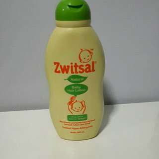 ZWITSAL BABY HAIR LOTION