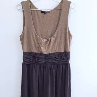 Aluna Brown Dress