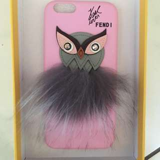 iPhone 6/6s phone case Fendi Owl 🦉