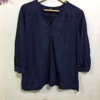 H&M Navy Blue