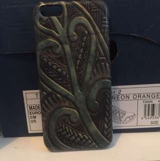 Maori pattern iPhone 5c case