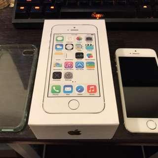 Iphone5s 16g 金 I5