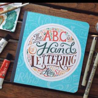 Abbey Sy ABC Lettering