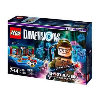 LEGO 71242 Ghostbusters - Story Pack