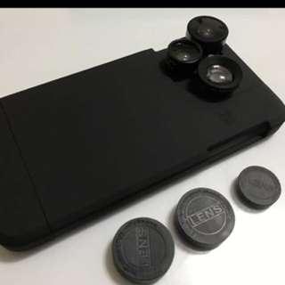 🚚 三鏡頭手機殼