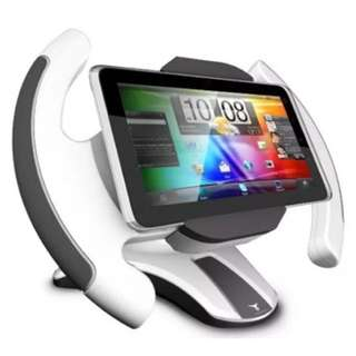 Tauris Universal Gaming Wheel! Attach your iPad or tablet