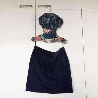Mango Work Skirt