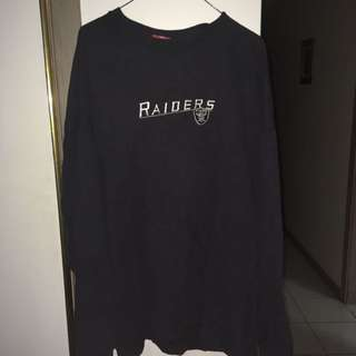 Vintage Raiders Crewneck