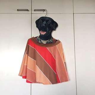Colorful Stripe Skirt