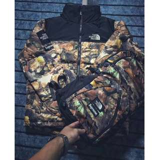 Supreme x North Face Down Jacket