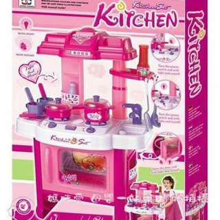 Big Kitchen Set