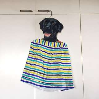 Ann Taylor LOFT Stripe Skirt