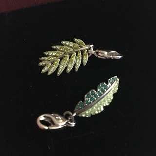 Swarovski pendants - dangles