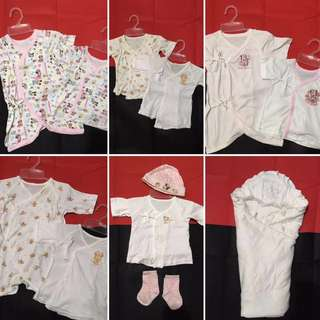 Take all Minnie mouse set for newborn baby girl