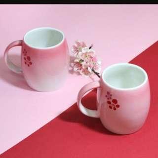 Pacific Coffee 桃花杯