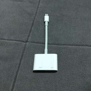 Apple HDMI to Lightning Adapter