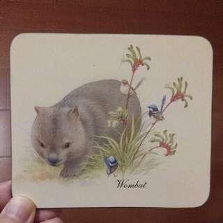 澳洲軟木塞杯墊