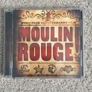 Moulin Rouge Soundtrack CD