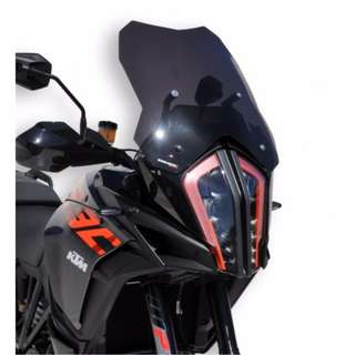 Ermax High Windshield for KTM 1290 Adventure S 2017