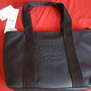 Lacoste Bag (Black)