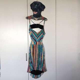 Lulumari Sexy Cut Out Dress