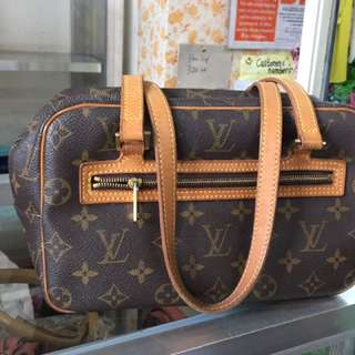 Authentic Louis Vuitton Cite