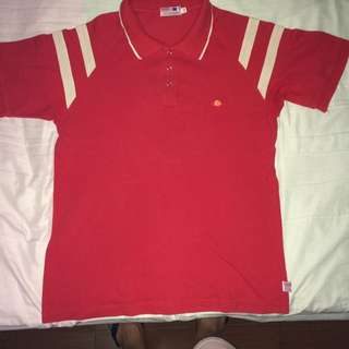 Red Bench Polo Shirt