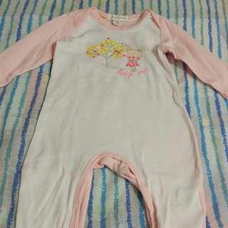 Baju bayi pumpkin patch newborn
