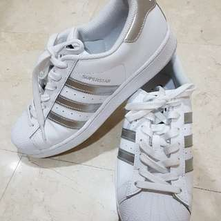 ADIDAS SUPERSTAR SHOES...