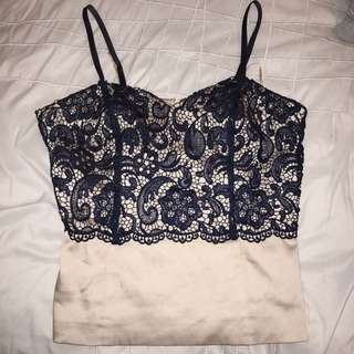 Review Lace Top
