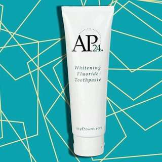 Paket hemat AP24 whitening fluoride toothpaste