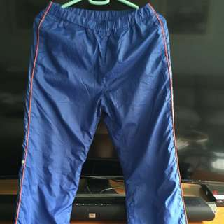 Winter water Repellent Pants With Lining