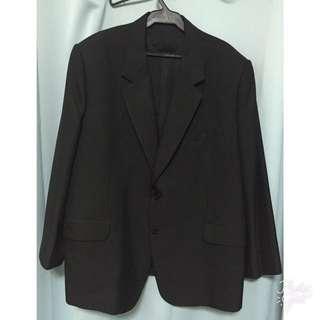 Black Suit (Plus-sized coat)