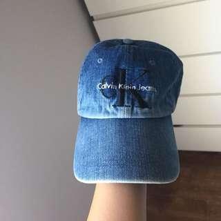 Calvin Klein Denim Cap
