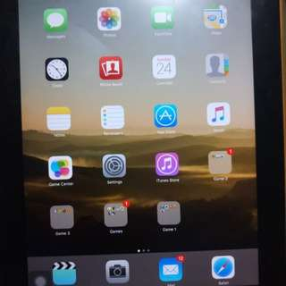 iPad 2 WiFi 16GB