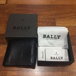 Preloved Bally Men Wallet