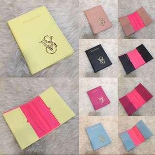 Victoria Secret Passport Case 100% Ori