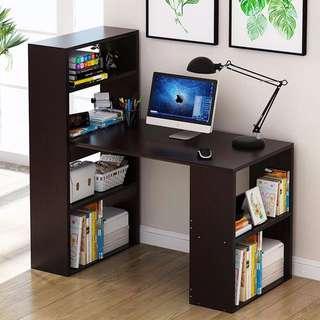 Desk with Shelf Office Furniture