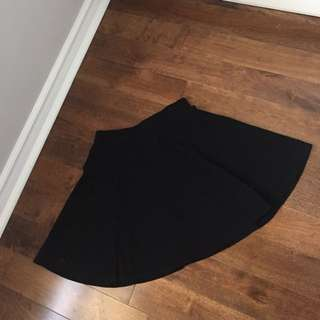 H&M Back Skirt