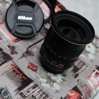 Nikon 12-24mm UWA lens